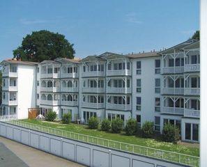 Haus Nordstrand - Ferienwohnung 45507 Außenansicht