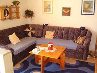 Ferienwohnung in Dornumersiel 800-150b Wohnzimmer