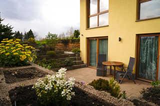 Fewo Hellerwiesen / Arbeiterunterkunft Große Südterrasse und eigener Garten