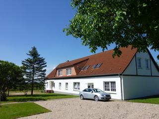 Ferienwohnung Hohen Niendorf bei Kühlungsborn Hausansicht