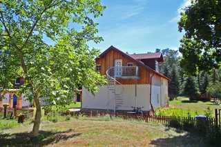 Ferienwohnung Grünow SEE 9901 Ferienwohnung in der oberen Etage
