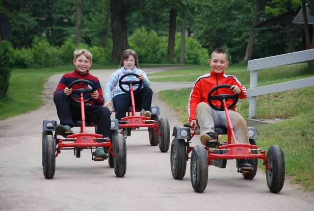 Go Kart Rallye