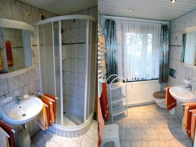 Ferienhaus Karin- Unser Bad