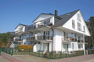F : Ferienwohnung Sonnenstrand Whg. 12 mit Balkon Aussenansicht