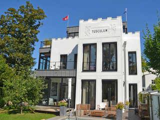Villa Tusculum F611 - Luxusvilla mit Meerblick Luxusvilla Tusculum mit Meerblick im Ostseebad ...