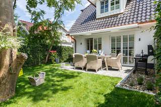 Ferienhaus TraumZeit I Gartenansicht
