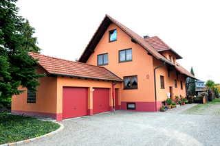 Ferienwohnung Haus Lioba Außenansicht Haus
