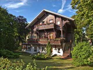Captain's Haus 17, Ostseepark Waterfront Außenansicht