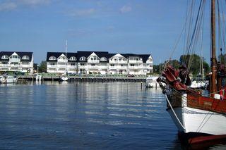 Ferienwohnung Hafenpanorama/REUS Hafen