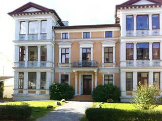 Achterkerke, Villa Kramme Villa Kramme