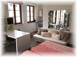 Apartment 30 qm bis 3 Personen