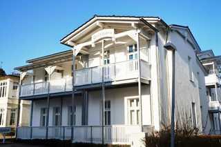 Haus Quisisana - Ferienwohnung 45497 Vorderhaus