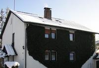 Ferienwohnung-Müllers-Haus unser Haus im Winter