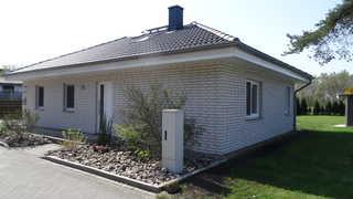 Ferienhaus Lachmöwe Karlshagen auf Usedom Außenansicht Ferienhaus Lachmöwe Karlshagen