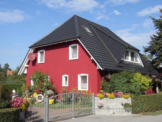 Darss - Ostsee - Ferienwohnungen Ferienhaus