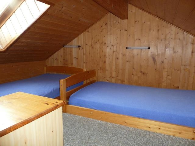 Schlafboden für 2 Personen