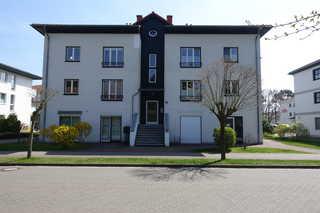 Ferienwohnung Maiglöckchen 17-1/STAR aus, Wohnung befindet sich link unten nach hint...