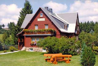Ferienwohnung Hermsdorf im Erzgebirge ERZ 1101 Ferienwohnung in der ersten Etage