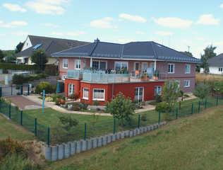 Meutzner Hohendorf (Wolgast) Hausansicht