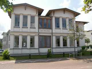 Ahlbeck, FEWO Meerblick 01 Gebäude