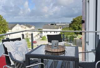 OstseePanorama Balkon mit Ostseepanorama