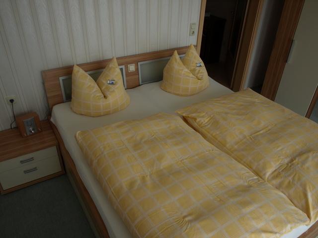 Schlafzimmer Ferienebene