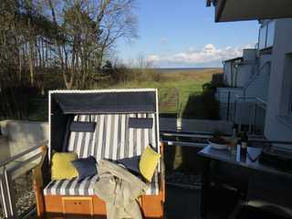 Traumsegler Terrasse direkt hinter der Düne...mit XXL-Stran...