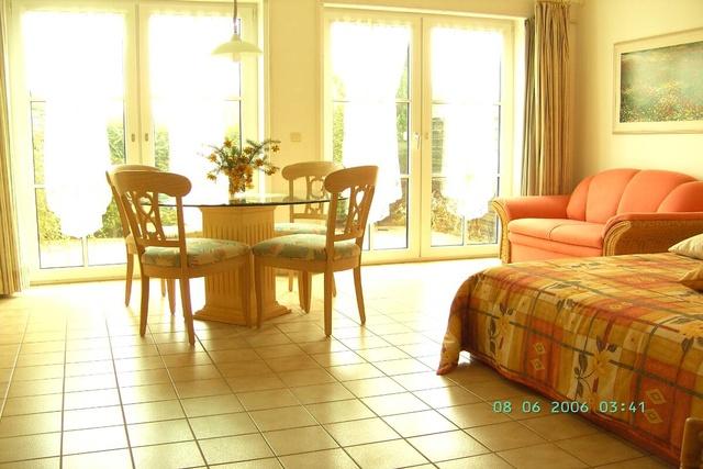 Apartment, Südlage