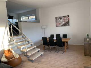 Moderne Ferienwohnung im Schwarzwald Haus Johne Großzügiger Wohnbereich