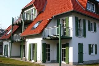 Ferienwohnung An der Düne 5b/BAER Haus