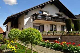 Gästehaus Braun Hausansicht