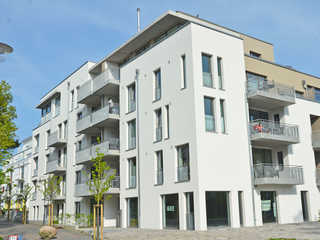 DünenResort Binz WG3.6 im 3. OG + Balkon DünenResort Binz im Ostseebad Binz - Hausansicht