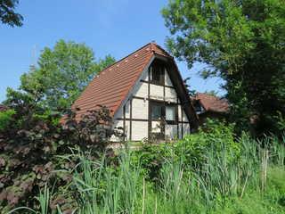 Ferienhaus Lederstrumpf im Feriendorf Altes Land Ferienhaus Lederstrumpf im Feriendorf Altes Land