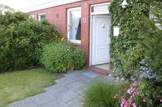 Ferienhaus in Dornumersiel 200-149a Hauseingang