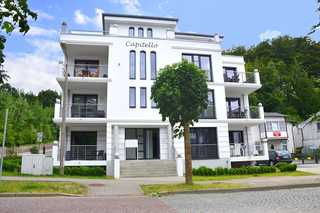 Residenz Capitello - am Kurpark, Strand- & Zentrumsnah Residenz Capitello