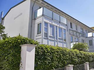 Haus Concordia F512 WG 2 mit Terrasse + Strandkorb Haus Concordia im Ostseebad Binz
