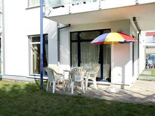 Haffblick Whg. Ha19 Residenz Haffblick App.19- sonnige Terrasse