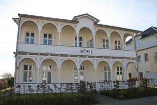 H: Haus Möwe I Whg. 02 mit Terrasse Objektansicht