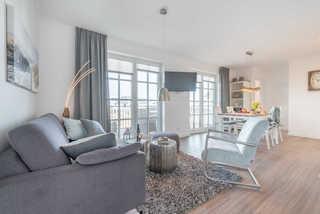 Haus Seegras WE 04 Wohnzimmer