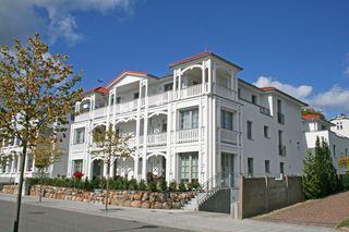 A: Villa Annika Whg. 01 mit Süd/Westterrasse Außenansicht