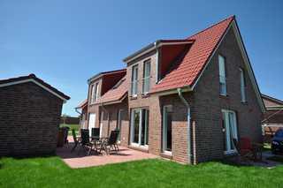 Nr. 131 - Ferienhaus Insa In't Seeburger Winkel Garten / Terrasse