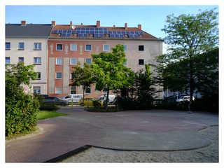 Stadt-Apartments Wichernstraße Außenansicht