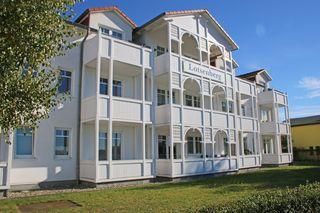 MZ: SEEMANN Appartement Whg. C14 mit Balkon Hausansicht