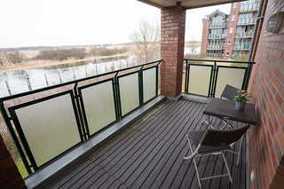 Ferienwohnung Urlaub Von einem der 3 Balkonen