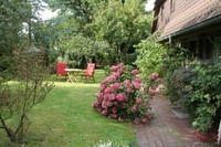 Garten Haus Neptun
