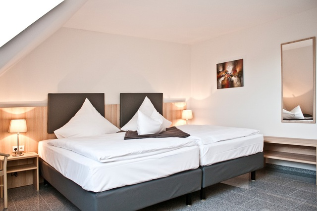 Kapitänshaus: 1 von 3 Schlafzimmern