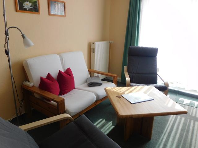 Beispiel Wohnzimmer Sitzecke