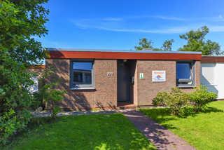 Ferienhaus Bootsmann Außenansicht/Eingang