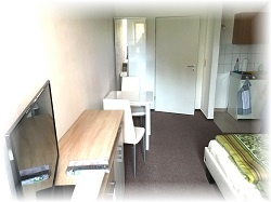 Apartment 20 qm bis 2 Personen