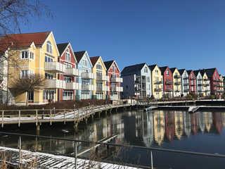 Am Altstadt - Yachthafen Häuser am Holzteich - Yachthafen